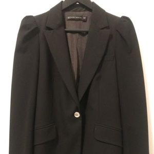 Zara Woman Black Blazer